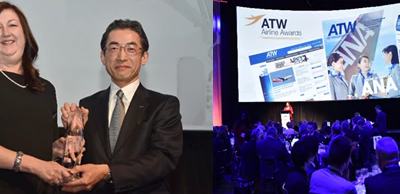 Air Transport World's Airline of the Year Award 2018