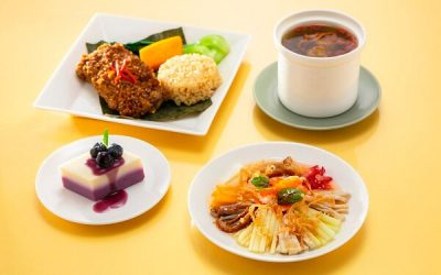 Tan's Summer Banquet
