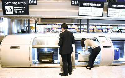 ANA to Utilize Newly Introduced Self-service Baggage Drop at Tokyo-Narita Airport