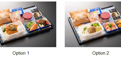 ANA to Debut New Economy Class Menu
