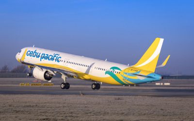Cebu Pacific schedules A321neo Singapore service from June 2019