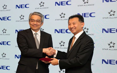 Star Alliance and NEC Corporation