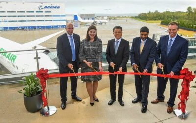 EVA Adds Fourth New Boeing 787-10 Dreamliner