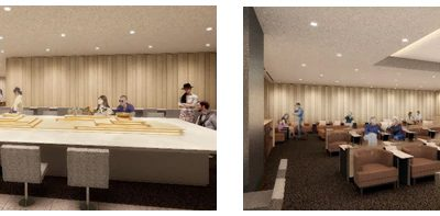 ANA Announces Revamped Lounge in Okinawa's Naha Airport
