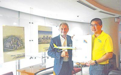 Cebu Pacific joins IATA
