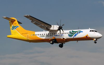 CEB takes delivery of its 62nd aircraft