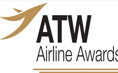 "ANA ""Airline of the Year"""