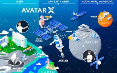 """""""AVATAR X"""" program by ANA"""