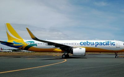 Cebu Pacific takes delivery of ninth brand-new eco-plane