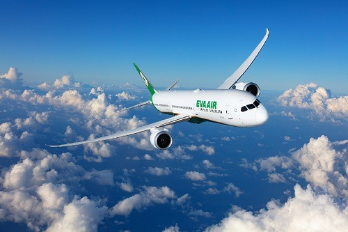 EVA Among AirlineRatings' World's Best Airlines 2021