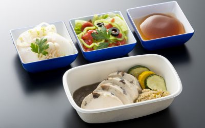 """ANA Expands In-flight Dining Options to Provide """"Delightful,Kind-Hearted, Comfortable Skies for Everybody"""""""