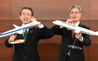 ANA and Japan Airlines Towards 2050 Carbon Neutral Joint Report on SAF